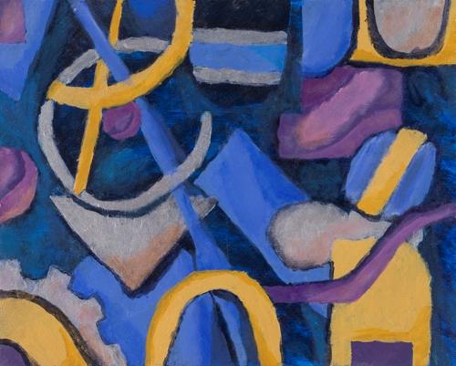 Mason Cobb age 14 acrylic on canvas