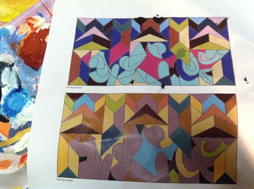 color study 500